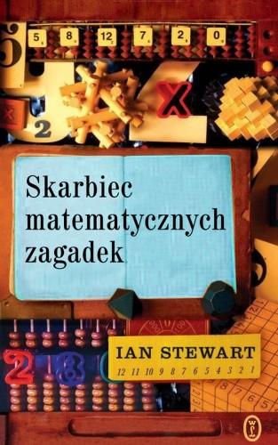 Okładka książki Skarbiec matematycznych zagadek
