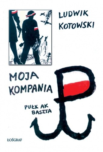 Okładka książki Moja Kompania Pułk AK Baszta