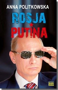 Okładka książki Rosja Putina