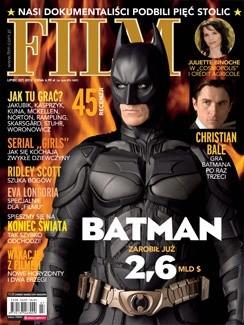 Okładka książki Film, lipiec (07) 2012