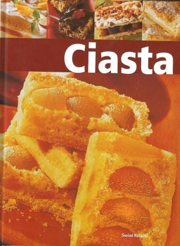 Okładka książki Ciasta