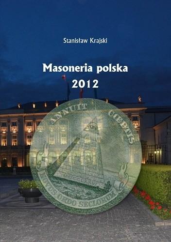 Okładka książki Masoneria polska 2012