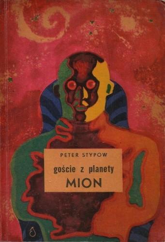 Okładka książki Goście z planety Mion