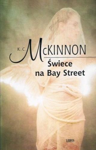 Okładka książki Świece na Bay Street