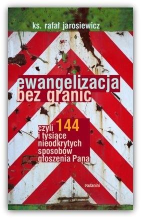 Okładka książki Ewangelizacja bez granic