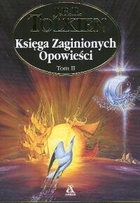 Okładka książki Księga zaginionych opowieści. Tom II