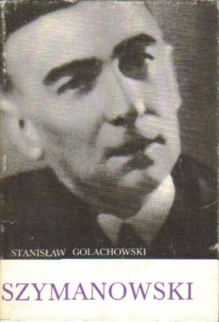 Okładka książki Karol Szymanowski