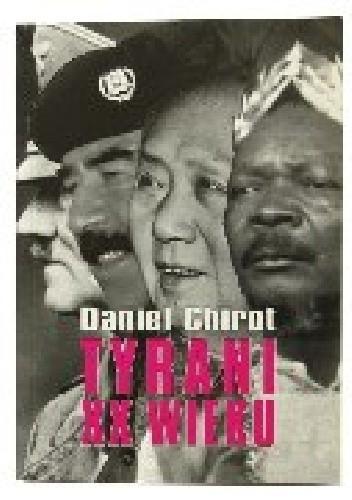 Okładka książki Tyrani XX wieku