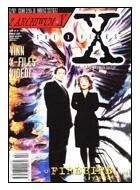 Okładka książki Z Archiwum X 2/1997
