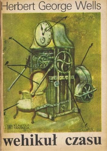 Okładka książki Wehikuł czasu