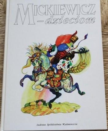 Okładka książki Mickiewicz - dzieciom