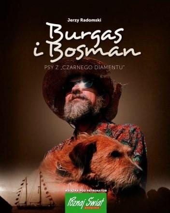 Okładka książki Burgas i Bosman