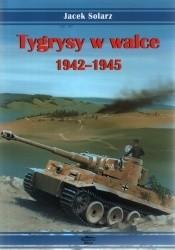 Okładka książki Tygrysy w walce 1942-1945