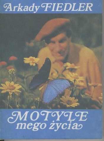 Okładka książki Motyle mego życia