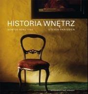 Okładka książki Historia wnętrz. Dom od roku 1700