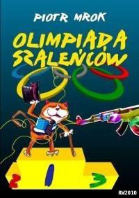 Okładka książki Olimpiada szaleńców