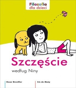 Okładka książki Szczęście według Niny