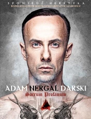 Okładka książki Spowiedź heretyka. Sacrum profanum