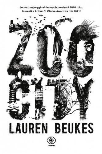 Okładka książki Zoo City
