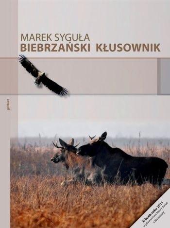 Okładka książki Biebrzański Kłusownik