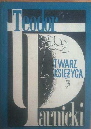 Okładka książki Twarz księżyca. T3