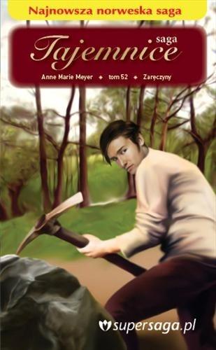 Okładka książki Zaręczyny