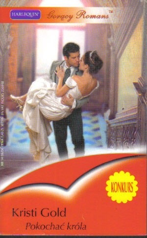 Okładka książki Pokochać króla