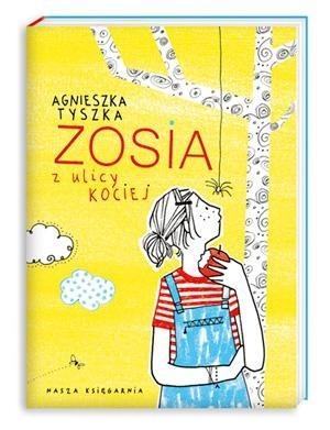 Okładka książki Zosia z ulicy Kociej
