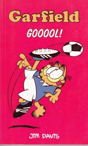 Okładka książki Gooool!