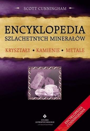 Okładka książki Encyklopedia szlachetnych minerałów