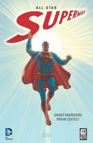 Okładka książki All-Star Superman