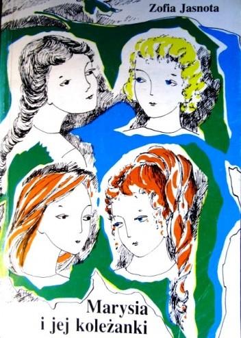 Okładka książki Marysia i jej koleżanki