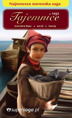 Okładka książki Powroty