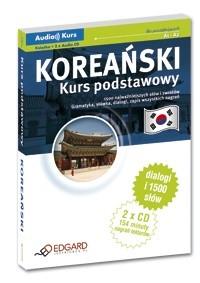 Okładka książki Koreański. Kurs podstawowy