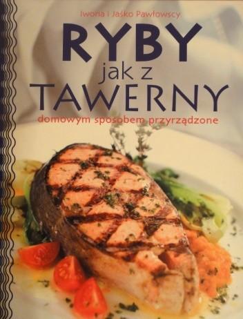 Okładka książki Ryby jak z Tawerny