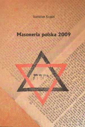 Okładka książki Masoneria polska 2009