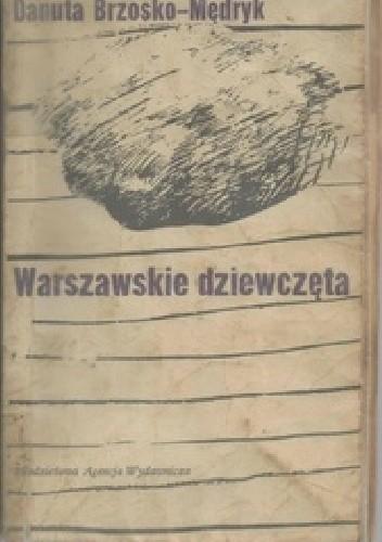Okładka książki Warszawskie dziewczęta