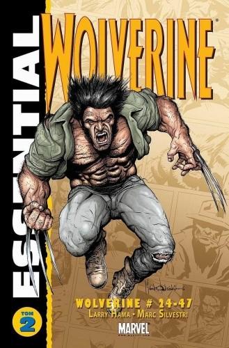 Okładka książki Essential: Wolverine #2