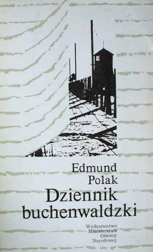 Okładka książki Dziennik buchenwaldzki
