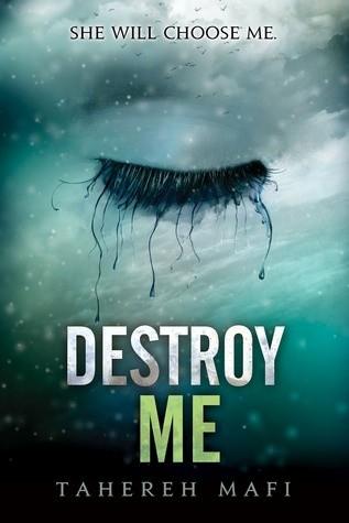 Okładka książki Destroy Me