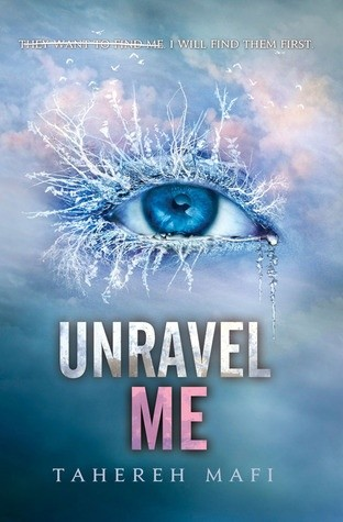 Okładka książki Unravel Me