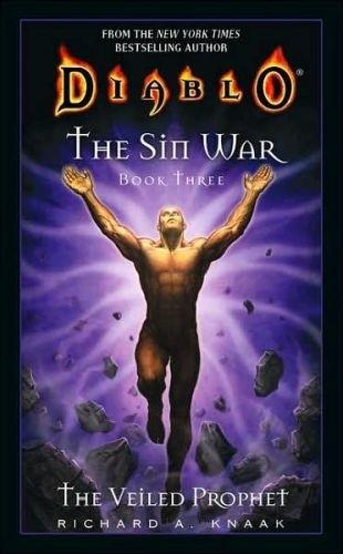 Okładka książki The Sin War #3: The Veiled Prophet