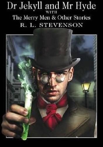 Okładka książki Dr Jekyll and Mr Hyde