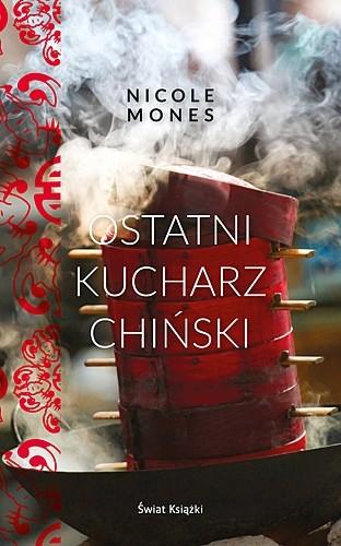 Okładka książki Ostatni kucharz chiński