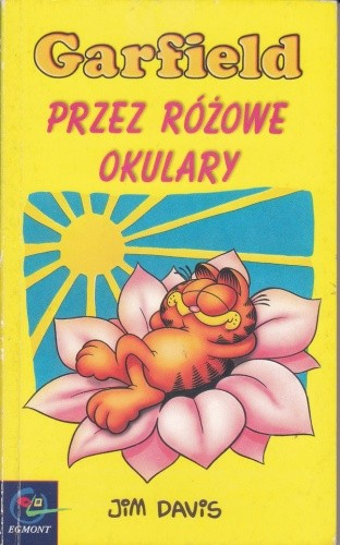 Okładka książki Przez różowe okulary