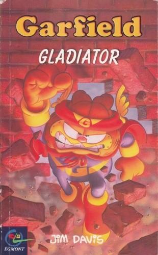 Okładka książki Gladiator