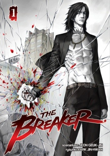 Okładka książki The Breaker t. 1