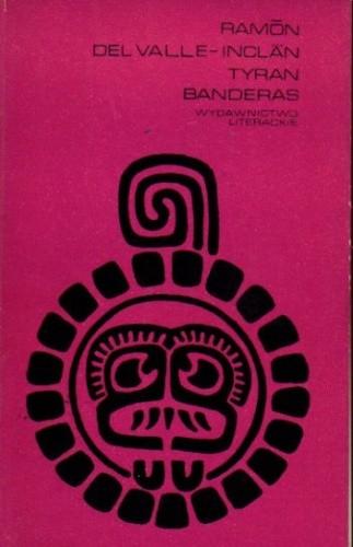 Okładka książki Tyran Banderas