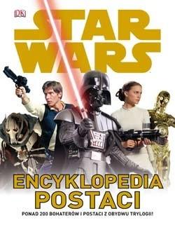 Okładka książki Star Wars. Encyklopedia Postaci