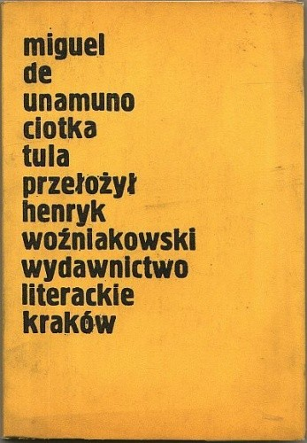 Okładka książki Ciotka Tula